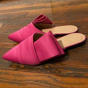 Lewit pink mules 7 /37